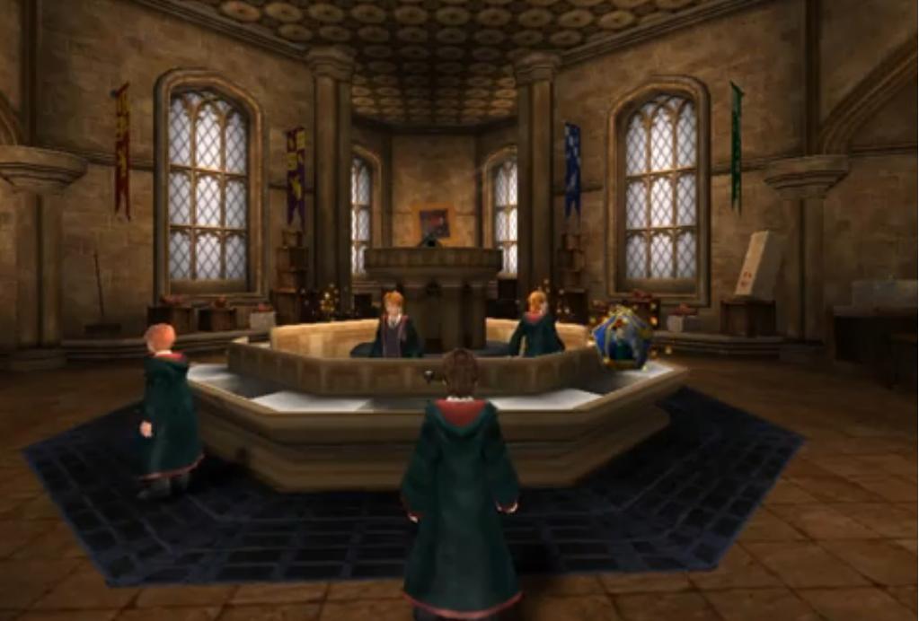Disused Seventh Floor Bathroom Harry Potter Wiki