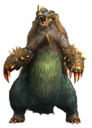 MHP3-Arzuros Render 001.png