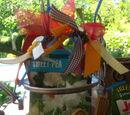 Altered Artworks Garden Pail