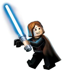 Anakin Skywalker in LEGO Star Wars: The Complete Saga