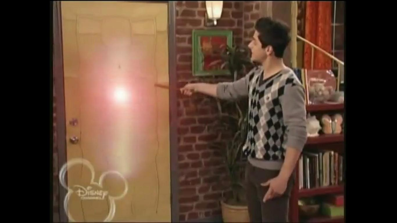 In Through The Out Door Spell Wizards Of Waverly Place Wiki