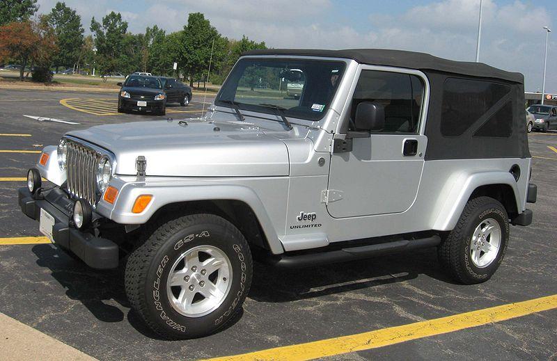 Jeep Wrangler Jeep Wiki
