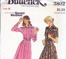 Butterick 3802 A