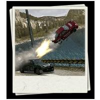 Signature takedowns burnout legends burnopedia the burnout wiki burnout cars challenges - Gone fishin flatware ...
