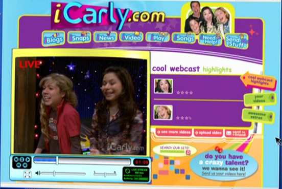 How Old Is Carly From Icarly