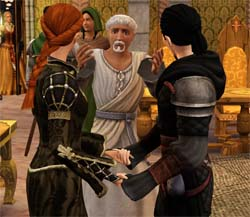 how to get married in sims medieval