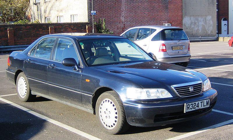 Honda Legend - Acura Wiki