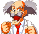 Mega Man 4 Character Images