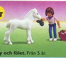 5822 Jennifer and Foal