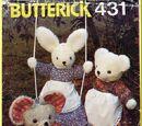 Butterick 431