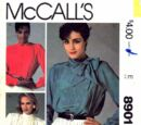 McCall's 8901 A
