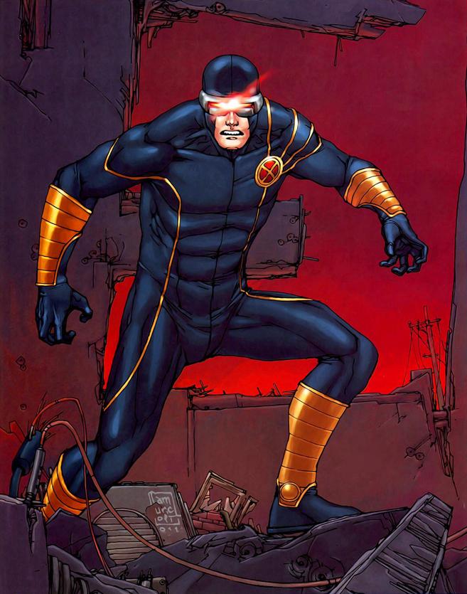 X-Men Prelude to Schism Vol 1 3 TextlessX Men Cyclops Comic