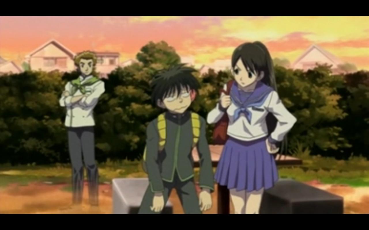 yoshimori and tokine relationship counseling