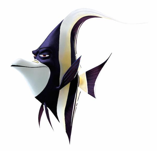 Image Gill Png Pixar Wiki Disney Pixar Animation