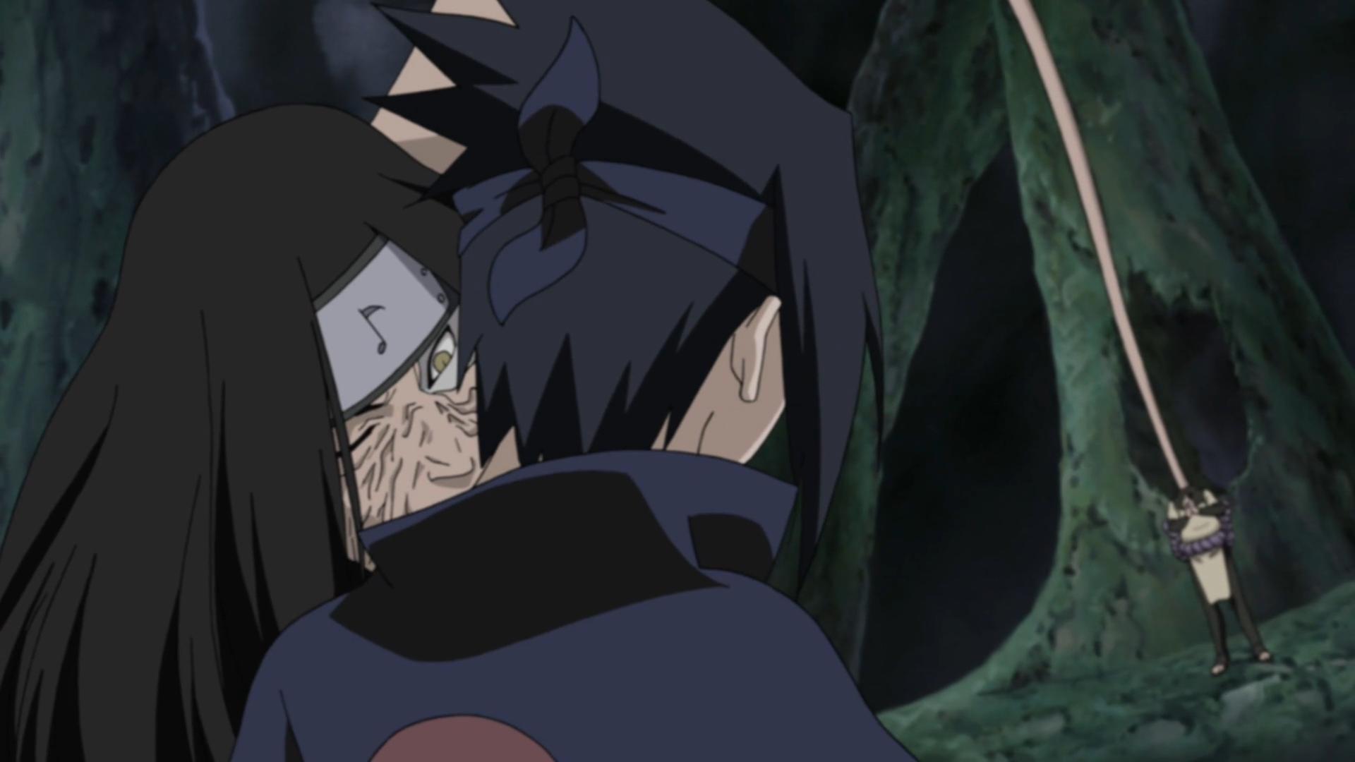 Orochimaru narutopedia the naruto encyclopedia wiki - Image naruto sasuke ...