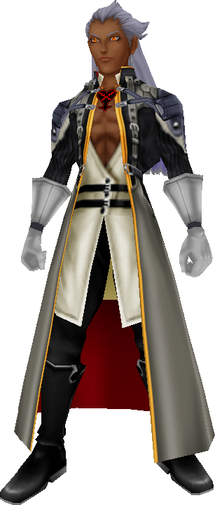 Heart or Heartless? Ansem Kingdom Hearts