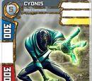 Cyonis - Wind Elemental
