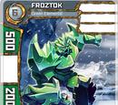 Froztok - Green Elemental