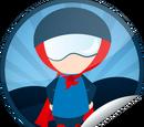 Check-in Hero (Sticker)