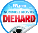 EW.com Summer Movie Diehard (Sticker)