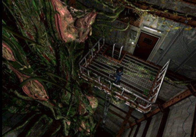 Monster plant resident evil wiki the resident evil for Plante 42 resident evil