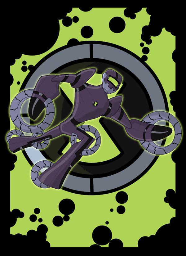 Image - Roadhog In Wars Of Eon pt1.png - Ben 10 Fan ...