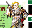 Magic Sword Character Images