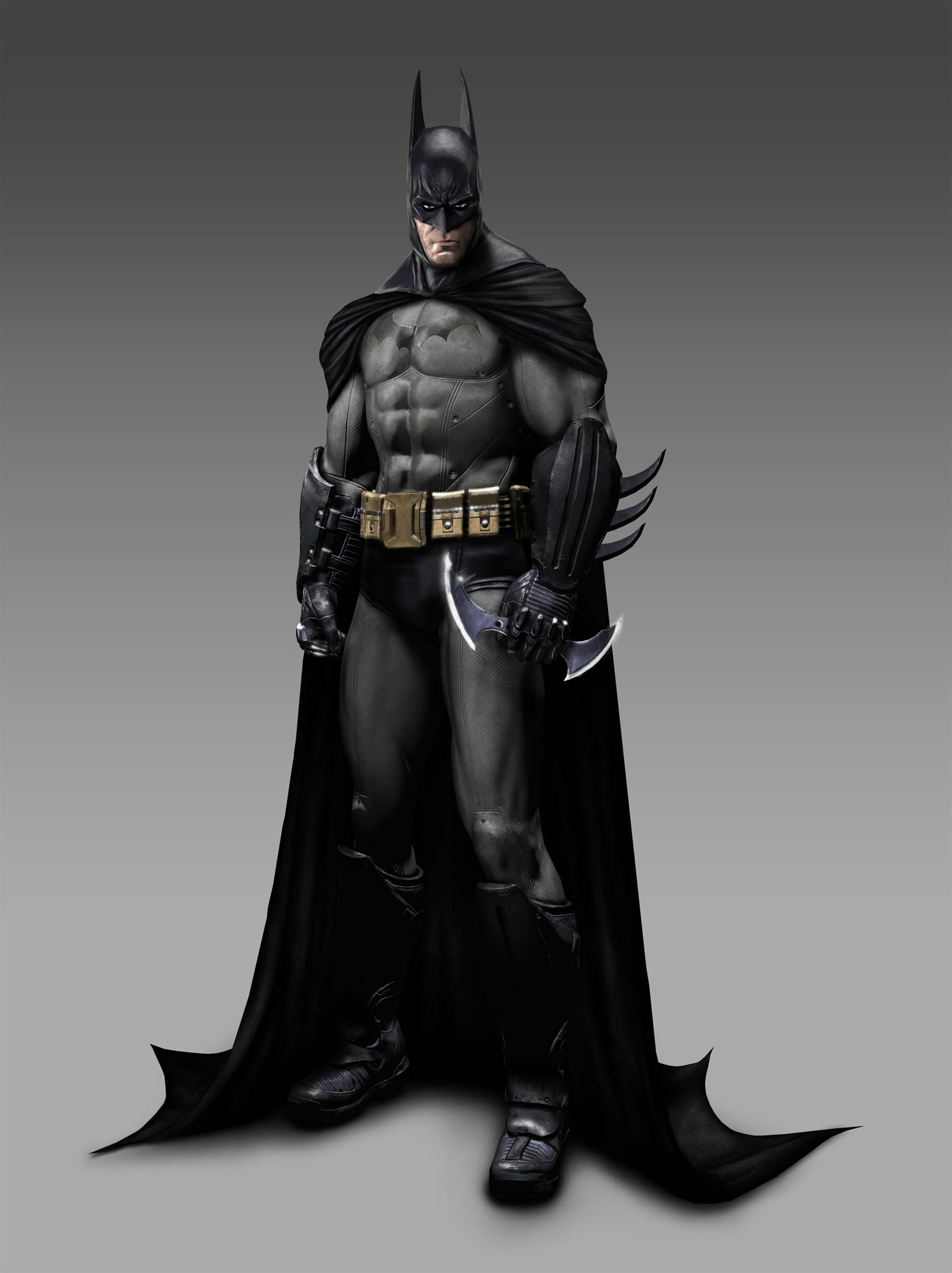 The Perfect Batsuit