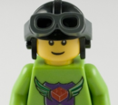 Level One Master Builder Academy Minifigure