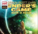 Ender's Game: Mazer in Prison Vol 1 1