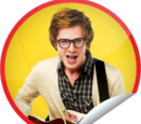 The Glee Project: Cameron (Sticker)