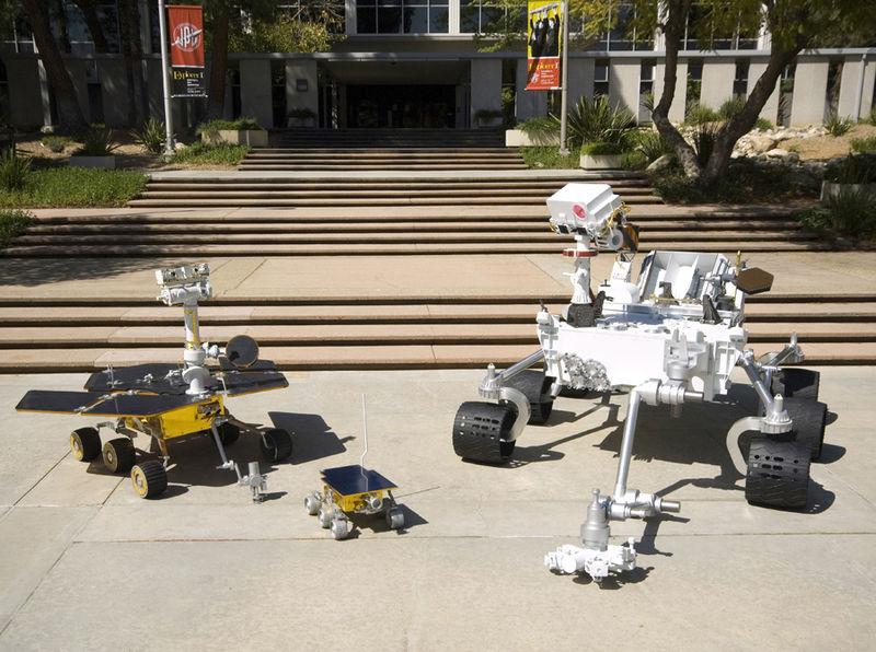 big bang theory howard mars rover - photo #5