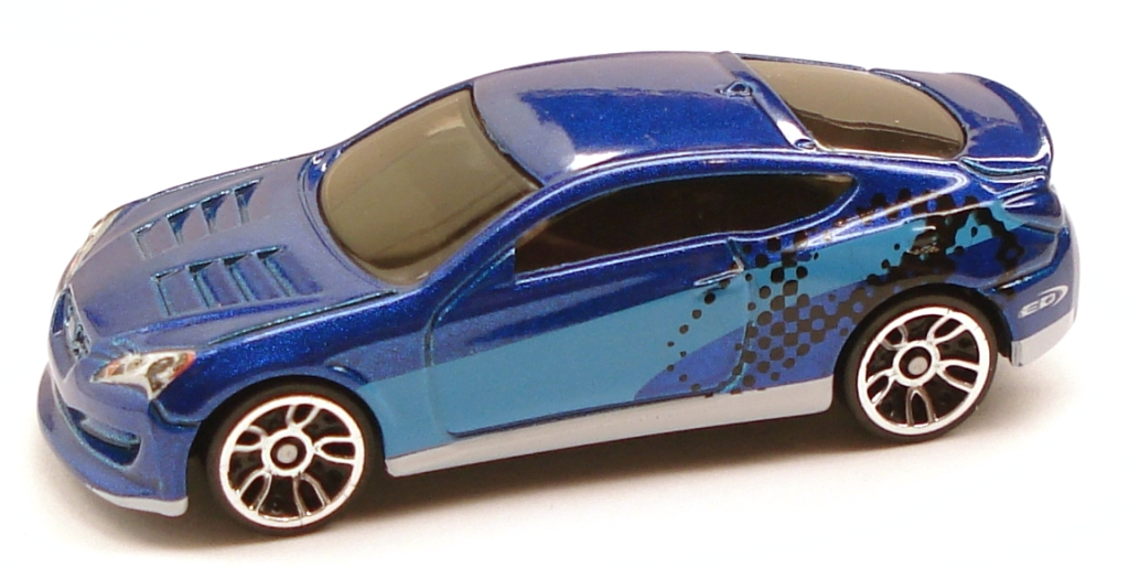 Hyundai Genesis Coupe Hot Wheels Wiki