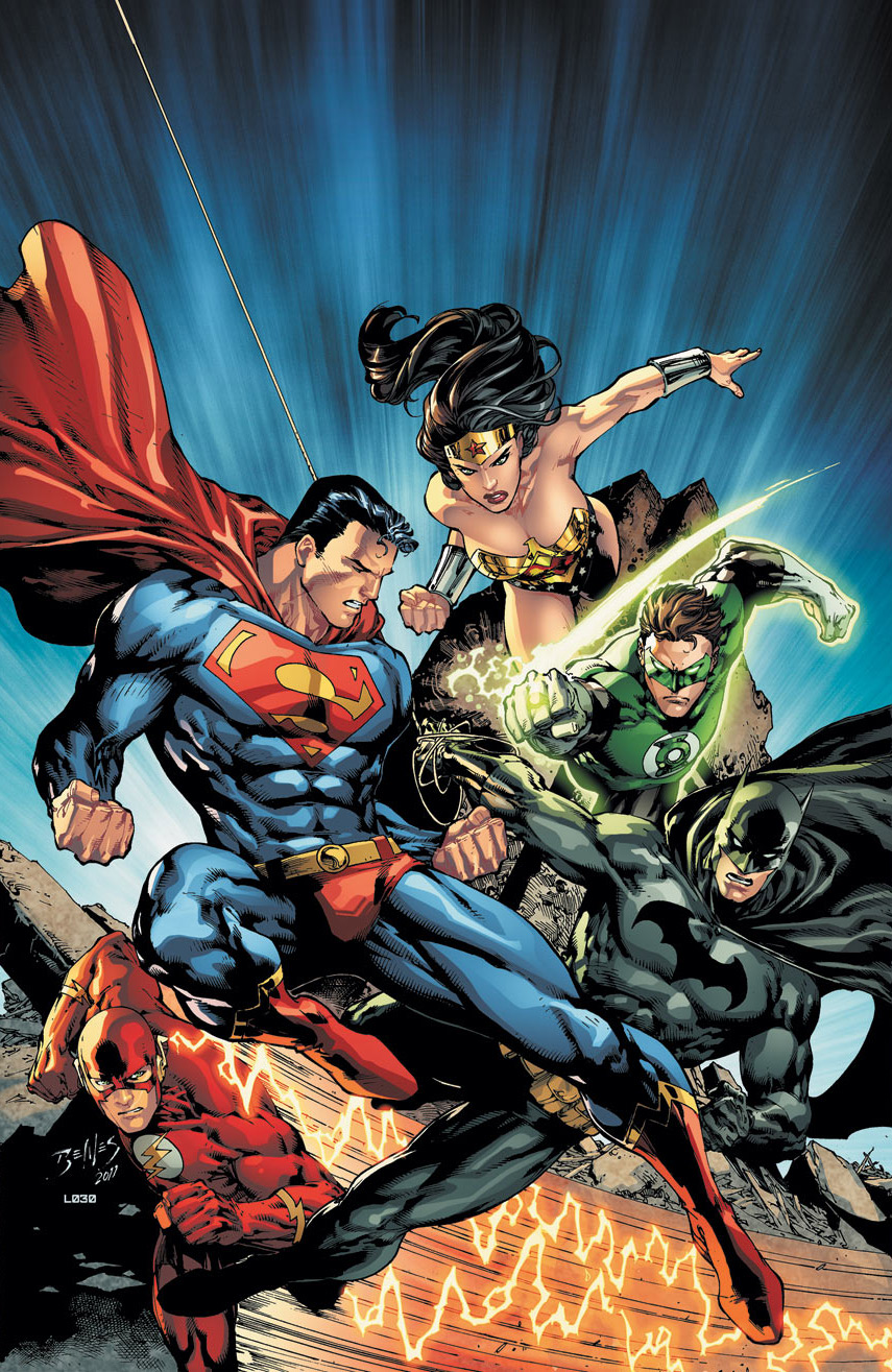 Justice League Free Online