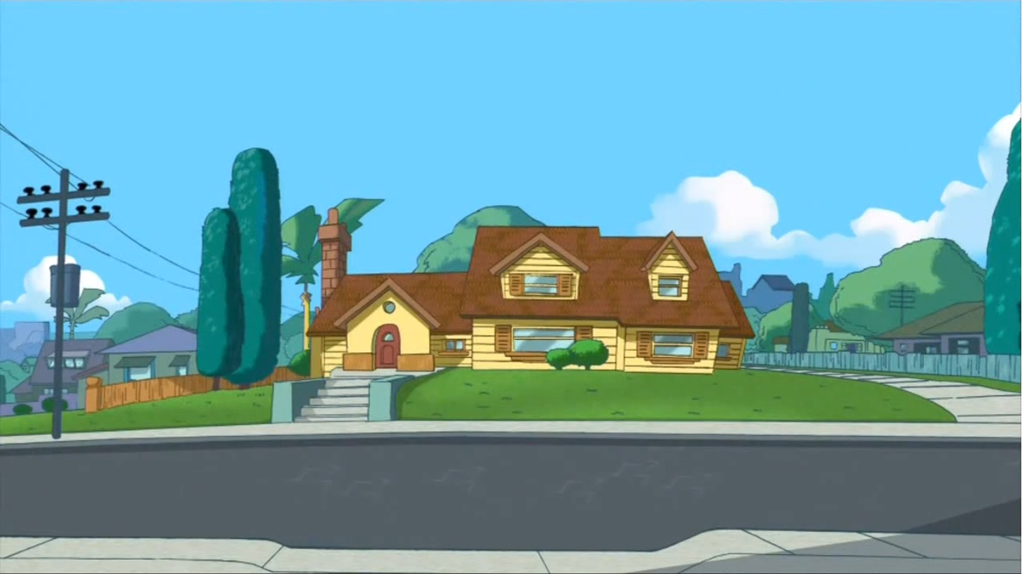 flynn-fletcher house - phineas and ferb wiki