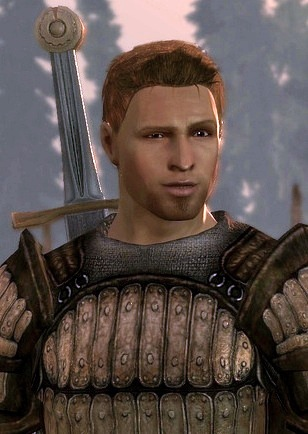 Alistair, my first Dragon Age vhenan
