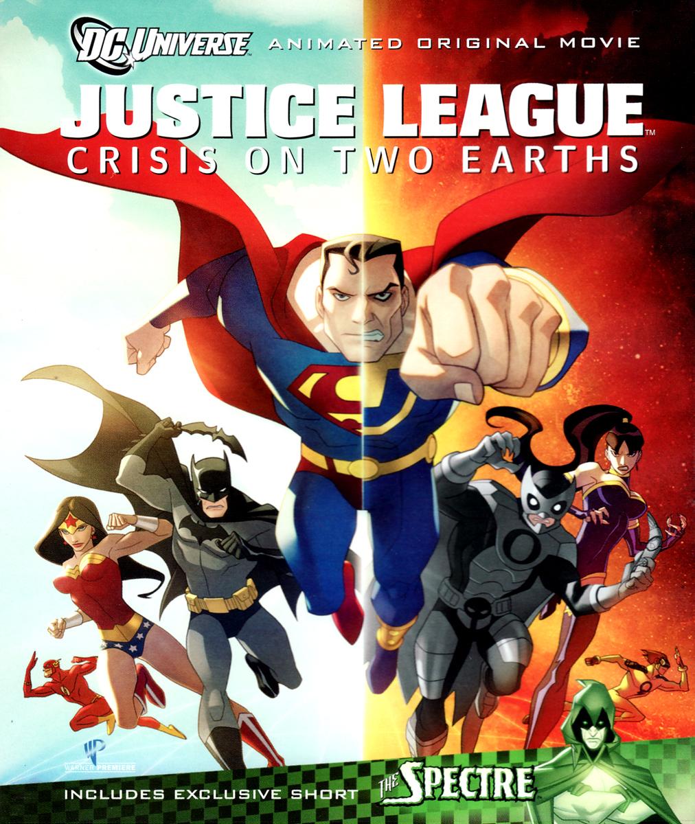 Liga da Justiça – Crise em Duas Terras Dublado HD