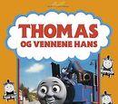 Thomas the Tank Engine 1 (Scandinavian VHS/DVD)