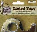 Soot Tinted Tape