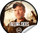 Falling Skies: Weaver (Sticker)