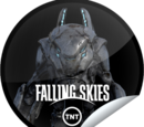 Falling Skies: Mech (Sticker)
