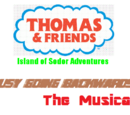 Thomas & Friends: Island of Sodor Adventures: Busy Going Backwards: The Musical