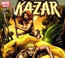 Ka-Zar Vol 4 1