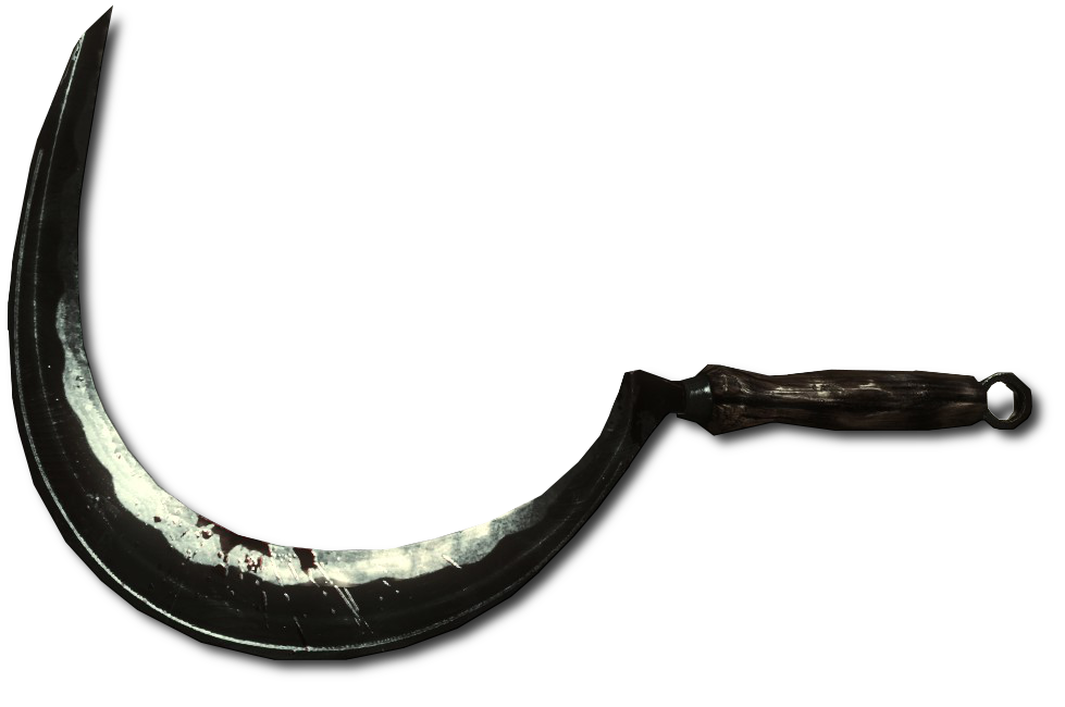 Full resolution   Sickle Weapon