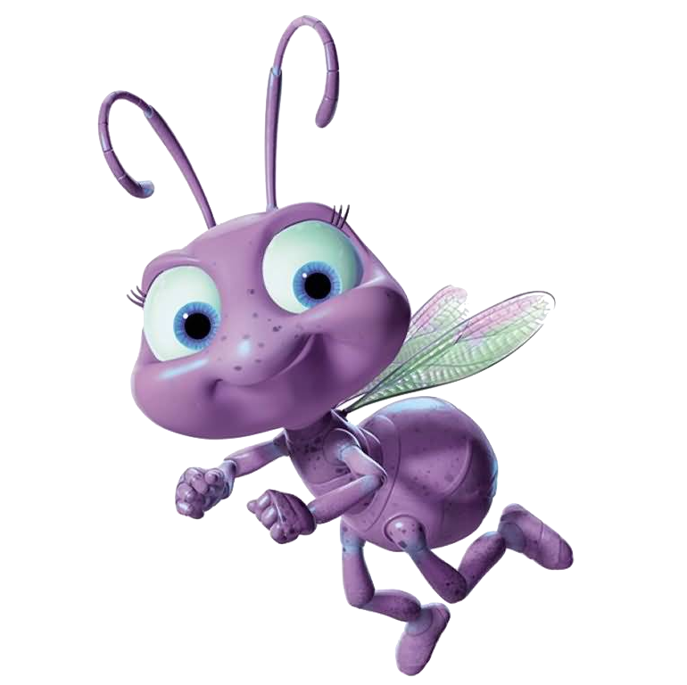 Dot A Bugs Life Characters