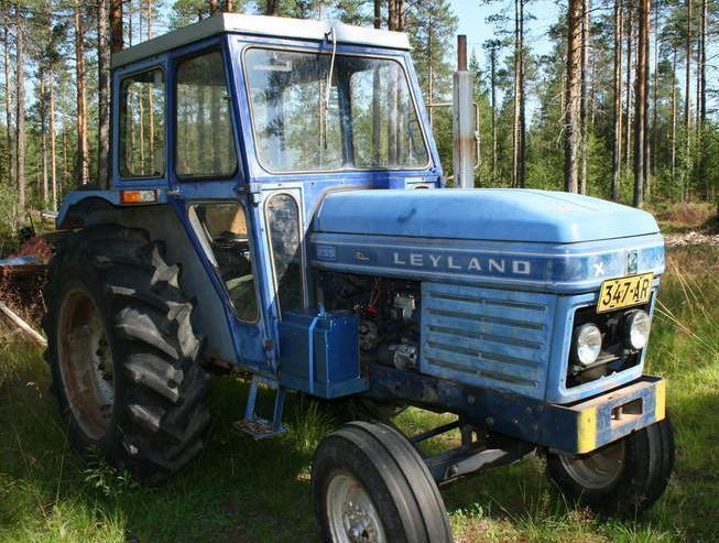 Leyland 255 - Tractor  U0026 Construction Plant Wiki
