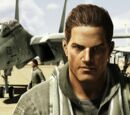 Ace Combat: Assault Horizon characters