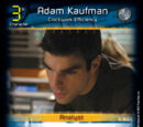 Adam Kaufman - Clockwork Efficiency (1E)