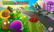Plantas contra Zombies - Portada
