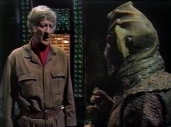 Silurian and the Doctor